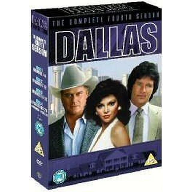 Dallas - Season 4 [DVD]